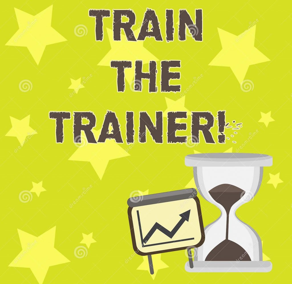 Train the Trainer is now live